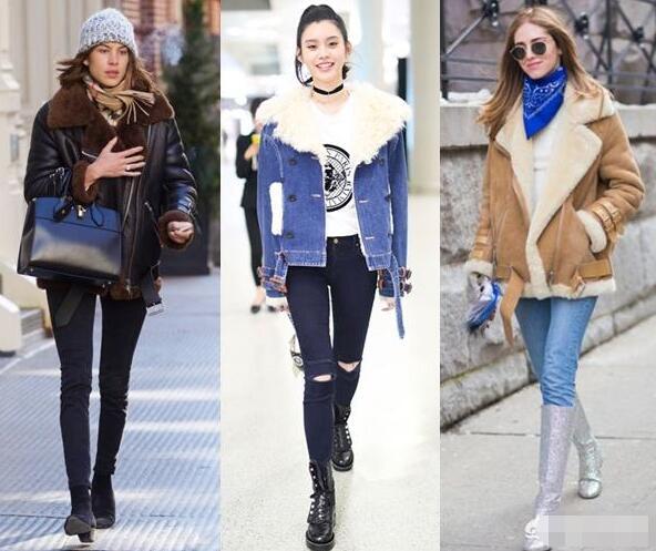 不知不觉 今年流行怎么穿搭冬季?