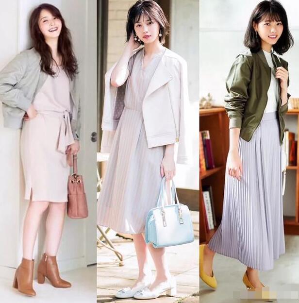 日系服饰 日系服饰色彩搭配技巧