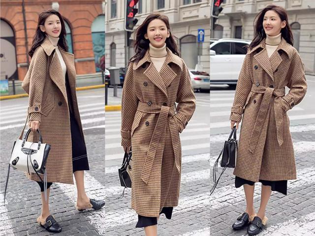 凉意十足的秋冬季节 长外套搭配什么鞋子?