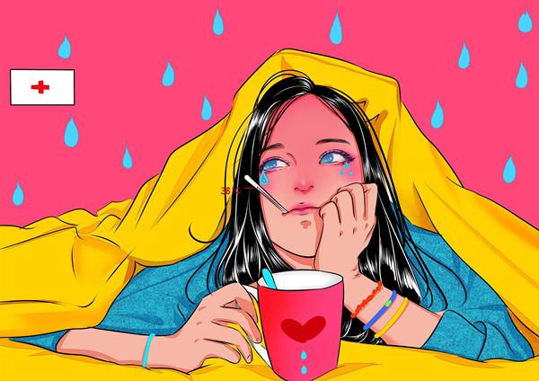 为什么一换季就感冒 换季感冒属于什么感冒?