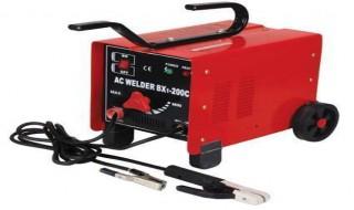 交流电焊机如何接线? 如何接交流电焊机