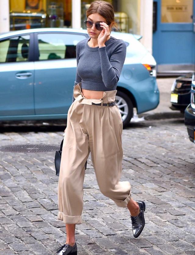 只要提到显瘦的裤子 女人胖穿什么裤子显瘦?