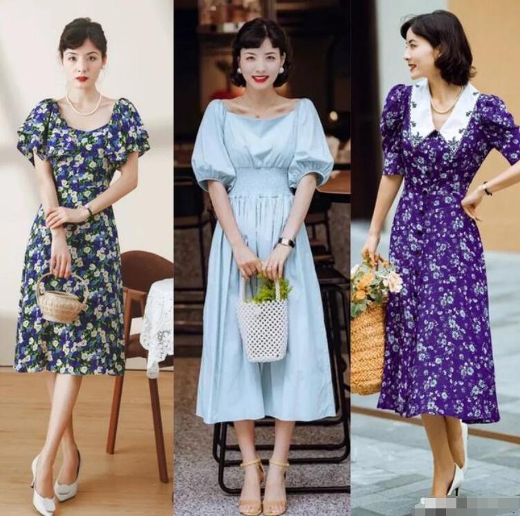提到今年最火的穿搭风格 什么叫法式穿衣风格?