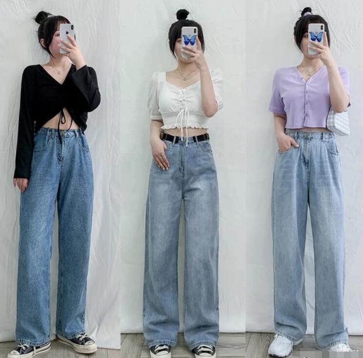难道腿粗就不能穿牛仔裤吗?当然不是 腿粗穿什么牛仔裤好看合适显瘦?