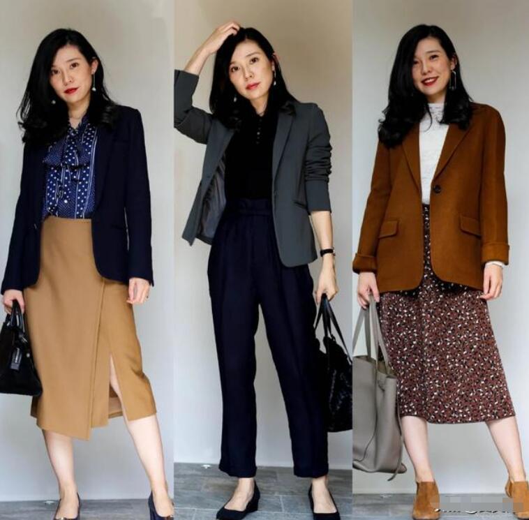 35岁以上的女性已经步入了熟龄阶段 35岁适合穿什么款式的衣服?