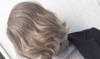 头发染色为什么掉发 什么原因导致掉头发