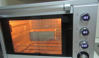 烤箱预热多久 烤箱预热是什么