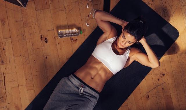肚子上的肥肉怎么减 懒人瘦肚子的最快方法