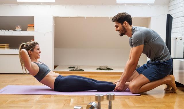 水桶腰怎么减 快速瘦腰的技巧