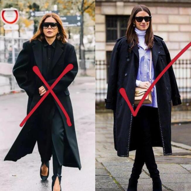 黑色衣服怎么搭配穿衣?黑色的服装怎么穿搭才显得高级!
