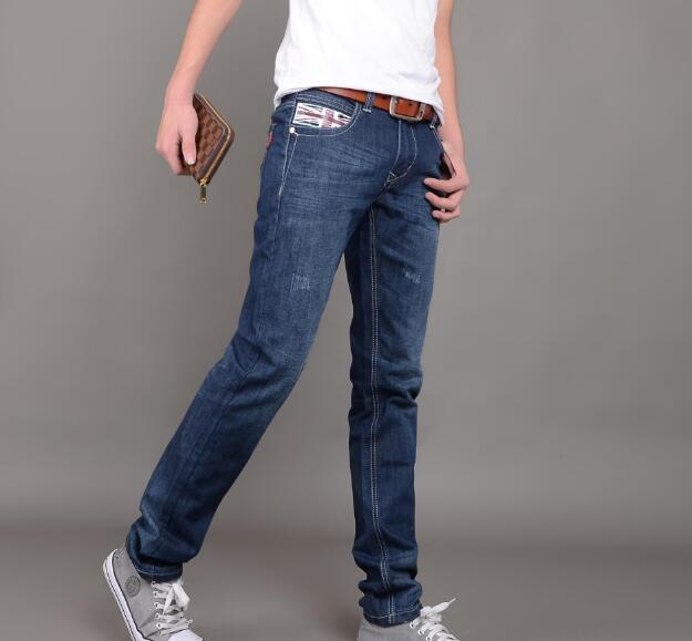 对于男士来说 牛仔裤什么年龄都可以穿吗?
