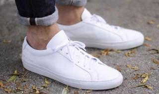 白皮鞋清洗小妙招 白皮鞋如何清洗