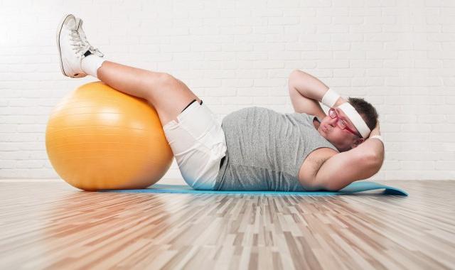 男士瘦腹方法 合适男士减肥的五个方法