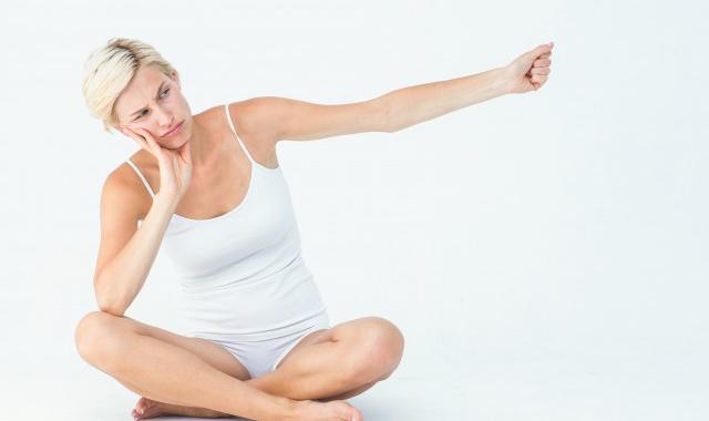 肩膀减肥方法 4个运动帮助你优化肩膀和手臂的线条
