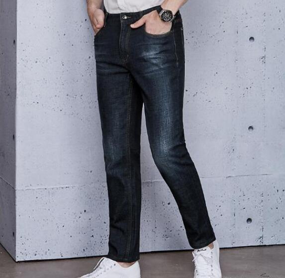 对于男士来说 什么样的人不适合穿牛仔裤?