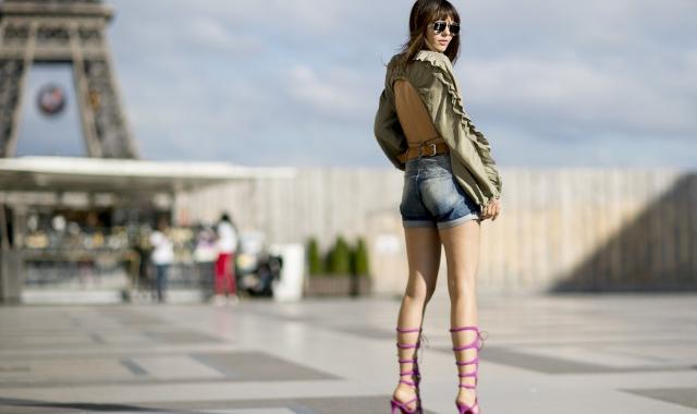 高个子女生减龄穿搭 高个子女生怎么穿更减龄显小?