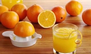 小孩子喝橙子汁饮料好不好 小孩子喝橙子汁饮料的坏处