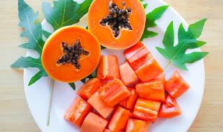 木瓜怎么吃丰胸最佳 木瓜怎么吃最丰胸