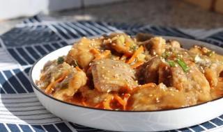 老板鱼的做法 老板鱼炖豆腐的烹饪技巧分享