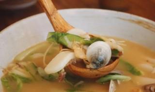海鲜汤的做法大全家常 海鲜汤怎么做