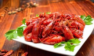 红烧小龙虾的家常做法 怎么做红烧小龙虾