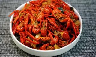 麻辣小龙虾怎么做好吃又简单 制作麻辣小龙虾的方法