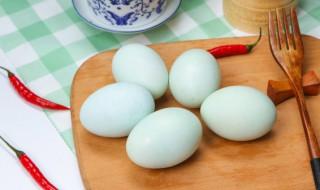 腌好的咸鸭蛋怎么保留 如何保留腌好的咸鸭蛋