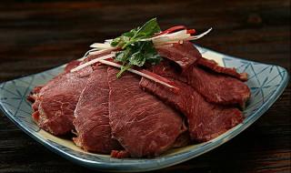 熟驴肉怎么做好吃 酱驴肉的烹饪技巧分享