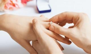 关于戒指的含义戴法都在这里 戒指的戴法含义