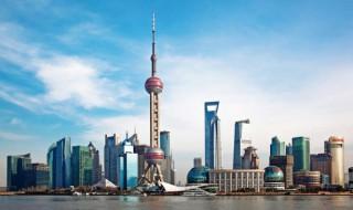 上海的标记性建筑 上海地标有哪些