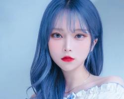 什么人适合染蓝色头发 染蓝色头发掉色怎么办